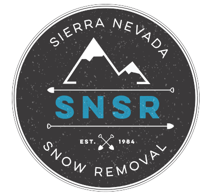 SIERRA NEVADA SNOW REMOVAL